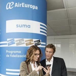 AIR EUROPA. Potenciación de su programa de fidelización