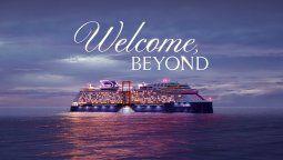 Celebrity Cruises dio a conocer su barco más lujoso.