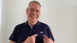 Leonel Andrade, nuevo capitán de CVC Corp.