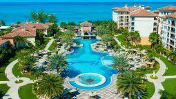 Sandalscelebró la apertura de Turks & Caicos con un fam tour para agentes de viajes peruanos alBeaches Turks & Caicos Resort Villages & Spa.