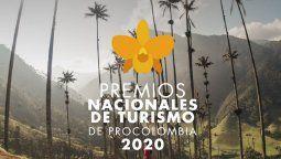 2° versión de Premios Nacionales de Turismo de ProColombia.