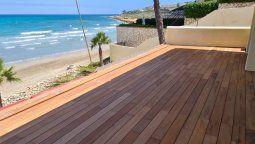 Maderterraneobrinda maderas de calidad para el equipamiento de hoteles.