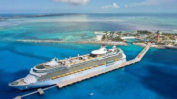 ¿Cuáles son los cruceros que ofrece hoy Royal Caribbean?