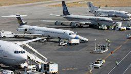 un mercado aereo mas pequeno: el ajuste a la nueva realidad