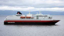 Hurtigruten Expeditions operará desde Punta Arenas.