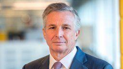 William Connelly, nuevo presidente del Consejo de Administración de Amadeus.