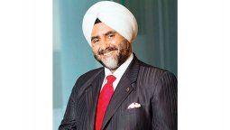 Mandeep S. Lamba, presidente para el Sur de Asia de HVS Global Hospitality Services.