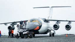 vuelos a la antartica y la patagonia con aerovias dap