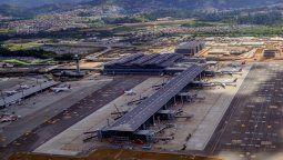 El decano de los aeropuertos latinoamericano: el Aeropuerto de Guarulhos, en San Pablo
