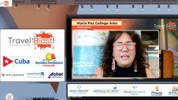 travel blast!. el evento virtual agendo una nueva fecha