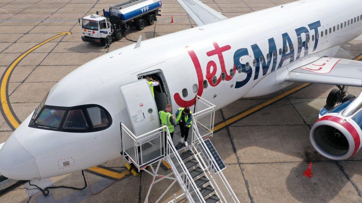 JetSmart ahora busca operar en Paraguay