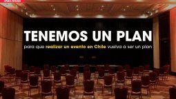 El kit busca reimpulsar el buen lugar de Chile como receptor del MICE.