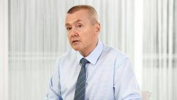 Willie Walsh, director General y CEO de la IATA