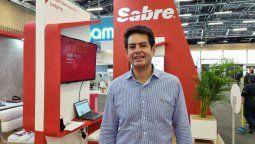 José Guzmán, director regional de SabreTravel Solutions.