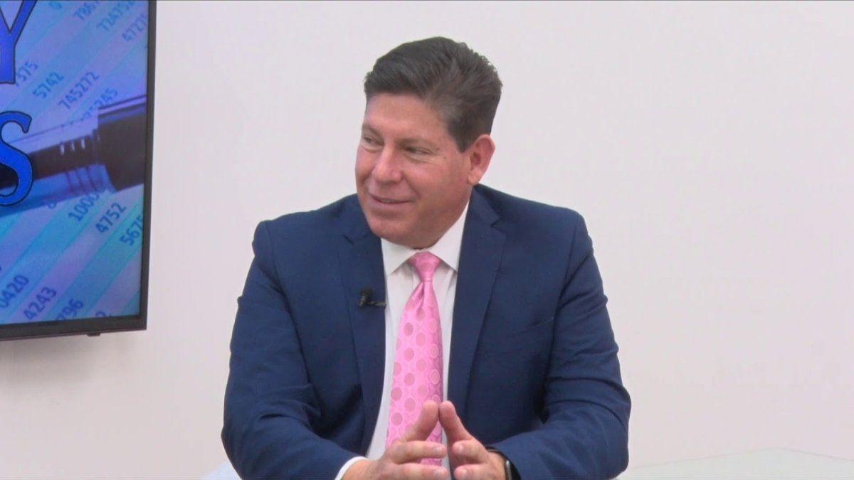 Eduardo Delgado, CEO de Ecuatoriana Airlines.