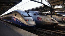 El tren de alta velocidad francés TGV, sustituirá los vuelos en las distancias cortas.