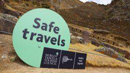 Valle Sagrado de Cusco obtiene el Sello Safe Travels.