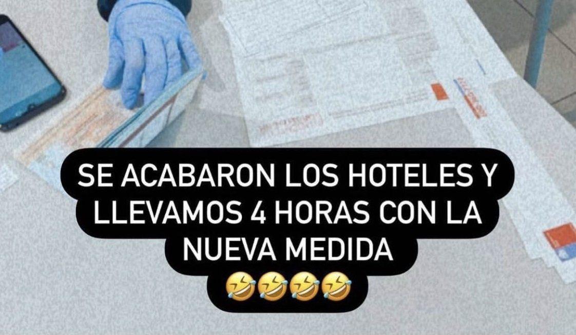 Denuncian que Hoteles de Tránsito se quedan sin cupos