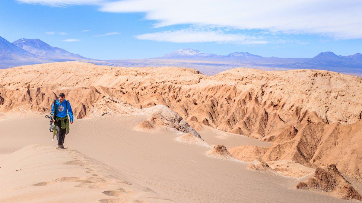 Región de Antofagasta: guías se certifican con el Sello Q