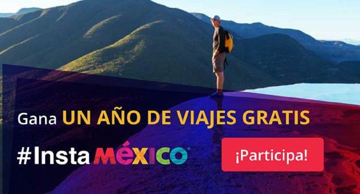 {altText(<p>VisitMexico lanzó #InstaMexico, concurso que ofrece al ganador un año de viajes gratis por México.</p>,VisitMexico: ¿Cómo ganar un año de viajes gratis?)}