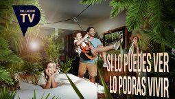 Palladium TV muestra información de los destinos en los que cuenta con hoteles.