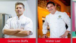 Rational convocó a tres ches latinoamericanos expertos en Cook & Chill.