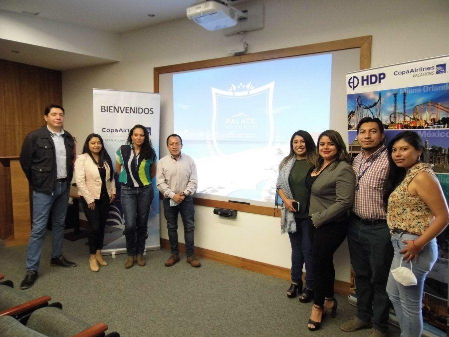 HDP Representaciones realizó una serie de capacitaciones personalizadas para sus agentes de viajes aliados