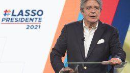 Guillermo Lasso emitirá una reforma tributaria el día de su posesión.