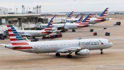 American Airlines retoma sus vuelos a Santiago.