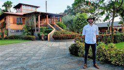 Niels Olsen es un joven empresario turístico de 33 años.