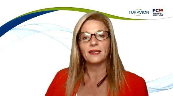 Alejandra Rivas analizó los viajes corporativos en BTE.