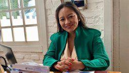 Sandra Peñaloza, gerenta de Ventas Latam de Princess Hotels & Resorts.