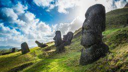 Isla de Pascua se encuentra recibiendo solo a residentes.