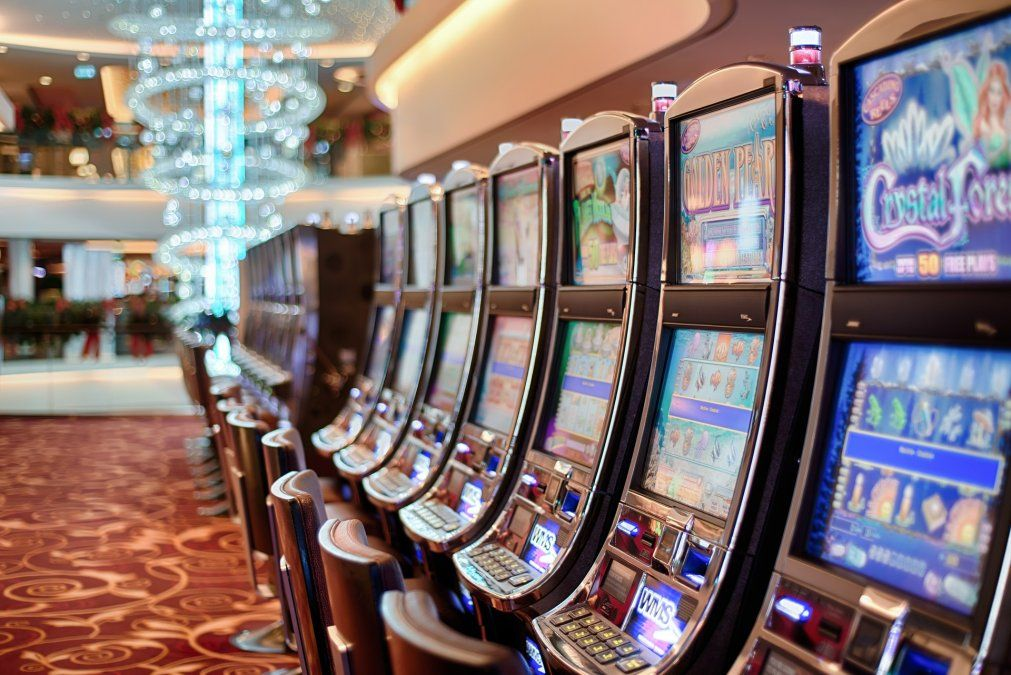 Casinos y Tragamonedas esperan reanudar operaciones