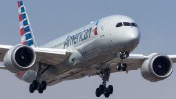Boeing 787-8 de American Airlines.