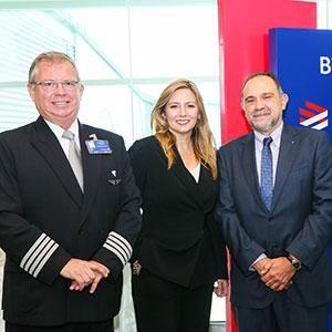 Latam Arilines inició vuelos en la ruta Quito-Buenos Aires