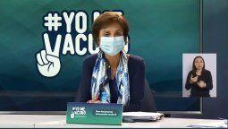 La subsecretaria de Salud Pública anunció cordones sanitarios para evitar traslados masivos.