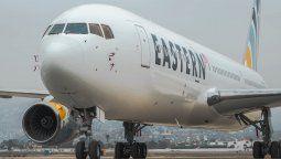 Eastern Airlines aumentará sus frecuencias a Nueva York y Miami desde Guayaquil.