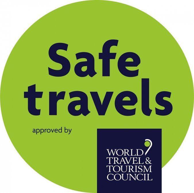 Sello Viaje Seguro de WTTC