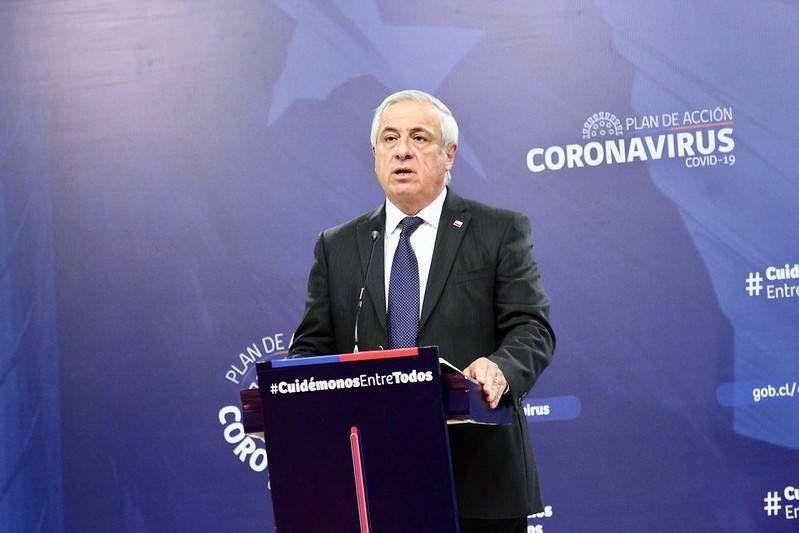 Decretan cuarentena obligatoria para siete comunas de la Región Metropolitana