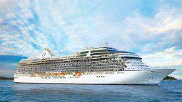 Ocenia Cruises.
