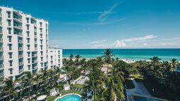 El Hotel Cadillac está ubicado en Miami.