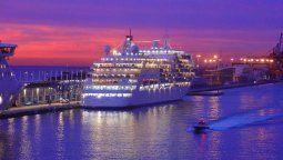 Desde Estados Unidos sostienen que los pasajeros de cruceros tienen más riesgo de contagiarse de enfermedades infecciosas, incluyendo el Covid-19.
