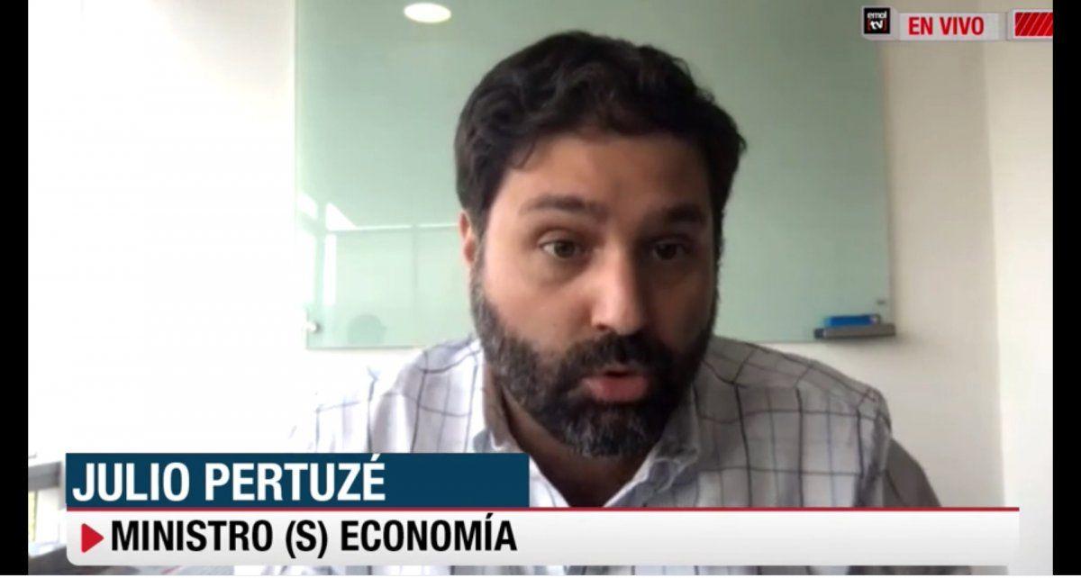 Ministro (s) de Economía anuncia paquete sin precedentes de ayuda al turismo