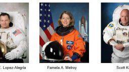 el complejo pospone recibimiento de nuevos astronautas
