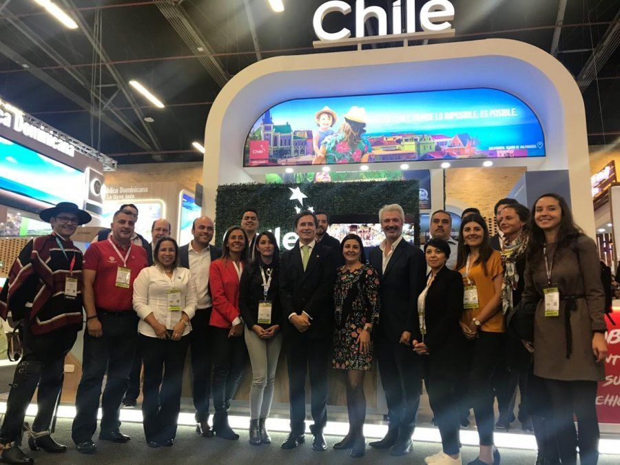 Chile sigue siendo uno de los destinos preferidos por los colombianos