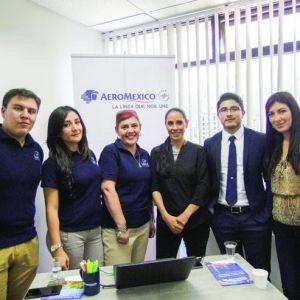 AEROMÉXICO Y M&M TRAVEL GROUP. Workshop y presentación de nuevos paquetes