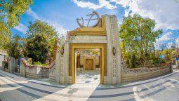 El Ancient Sanctum de Doctor Strange, en Disneyland.