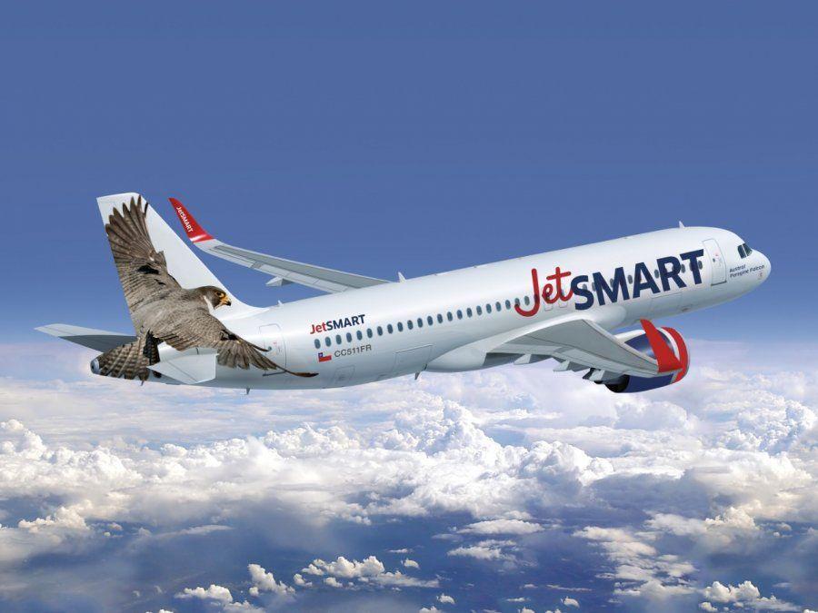 Los ajustes de itinerarios de JetSMART implicarán la reprogramación de los vuelos con el objetivo de repatriar a los pasajeros a sus lugares de residencia.