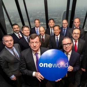 ONEWORLD Y LATAM AIRLINES. Celebración de 20 años anunciando nuevos servicios para clientes